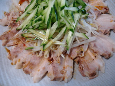 豚バラ肉のにんにくソース.jpg